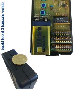 Batterie SF433-3E