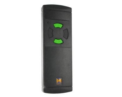 HS(M)2/4 Standaard-handzender met 2 groene toetsen