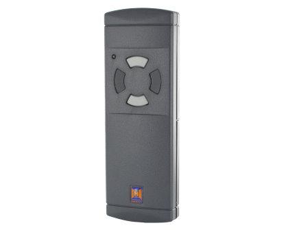 HS(M)2/4 Standaard-handzender met 2 grijse toetsen