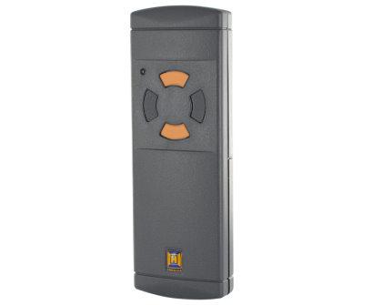 HS(M)2/4 Standaard-handzender met 2 oranje toetsen
