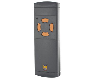 HS(M)2/4 Standaard-handzender met 4 oranje toetsen