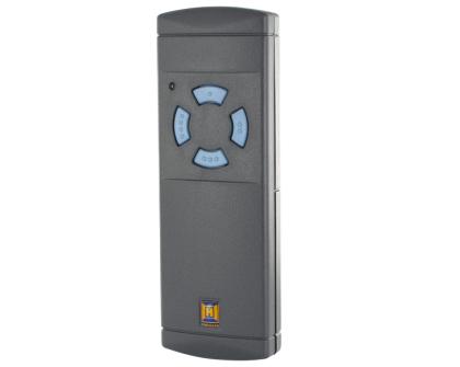 HS(M)2/4 Standaard-handzender met 4 blauwe toetsen